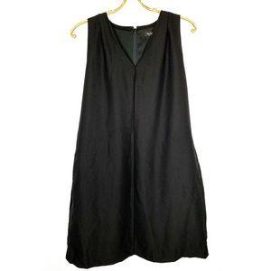 Banana Republic a-line little black dress